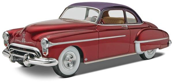 new release plastic model car kitsJust released 50s Olds Revell 125  Plastic Models World