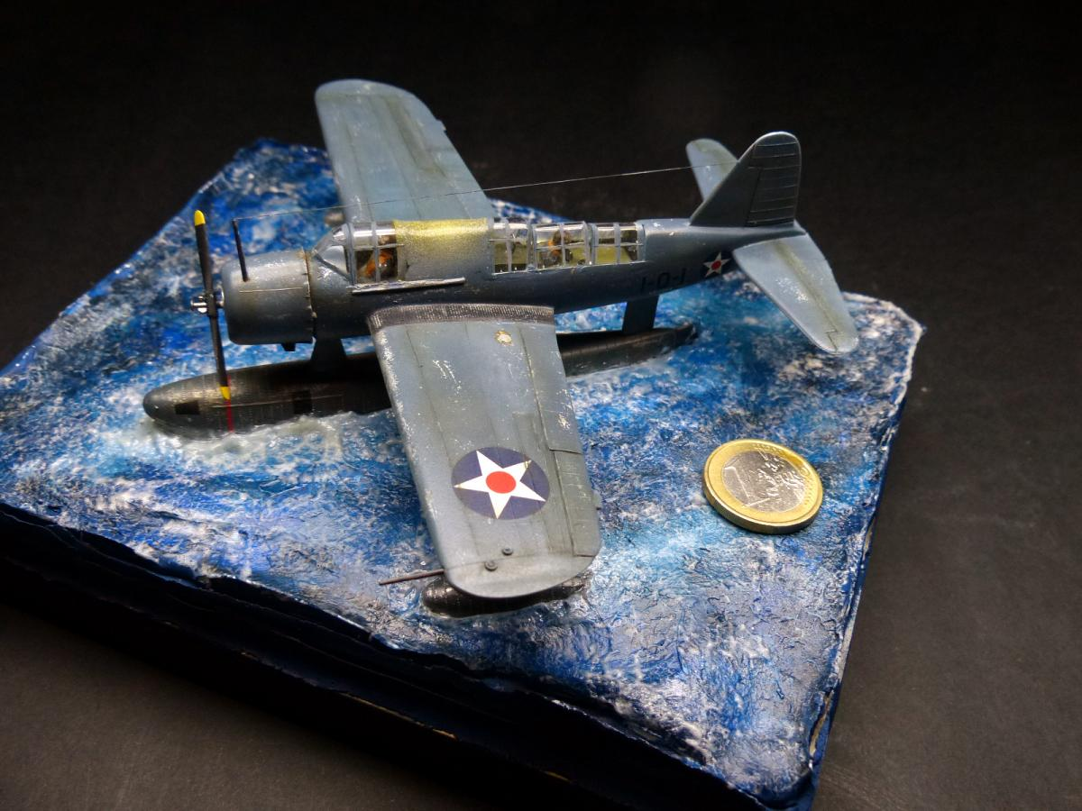 Vought OS2U Kingfisher, Airfix 1/72 | Plastic Models World
