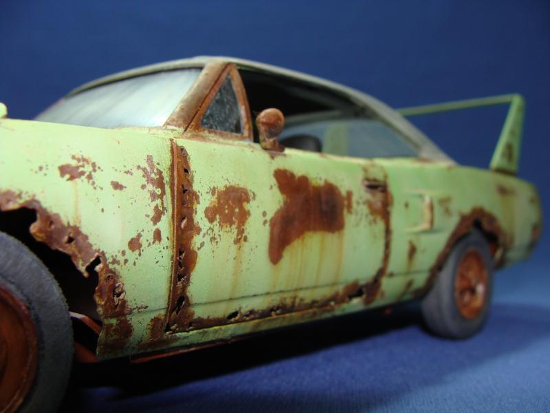 Plymouth Superbird '70, Revell 1/24 | Plastic Models World
