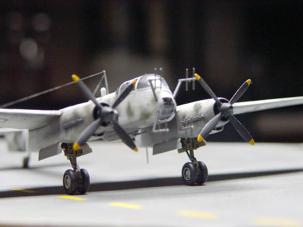 Iwata Airbrush Kit >> Arado Ar 240 C-2, 1/72 by Revell | Plastic Models World