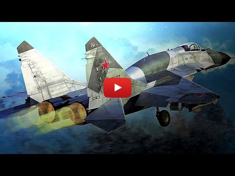 Embedded thumbnail for Review - MIG-29SMT by Trumpeter 1-72 scale