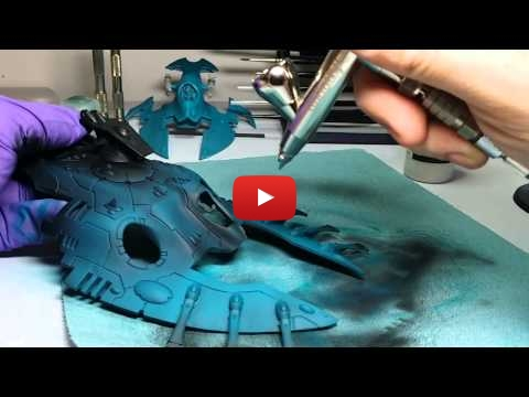 Embedded thumbnail for Back to Basics - Basic Airbrush Fading