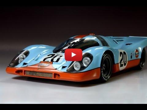 Embedded thumbnail for Full Build - Porsche 917k Gulf - Fujimi 1-24