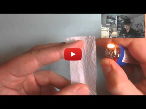 Embedded thumbnail for Diorama World - Making Tiny Trash Bags in 2 minutes