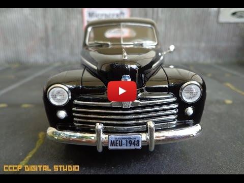 Embedded thumbnail for Final Reveal - Revell 1948 Ford Sedan Coupe