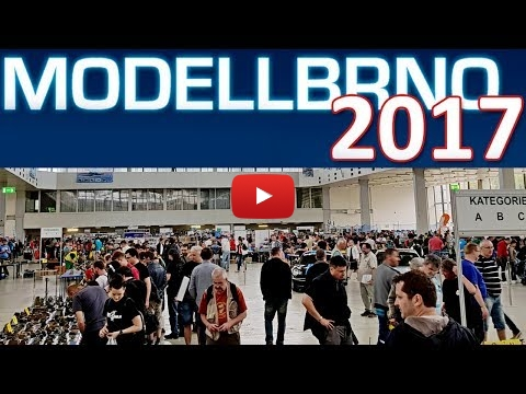 Embedded thumbnail for Video report from MODELLBRNO 2017