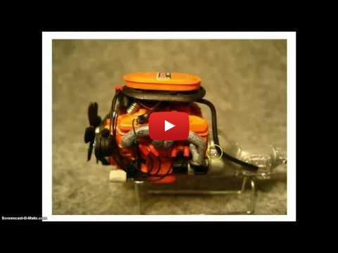 Embedded thumbnail for Advanced Tips - How to detail a model car engine