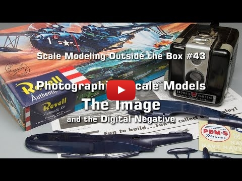 Embedded thumbnail for Photography for scale models - The Image