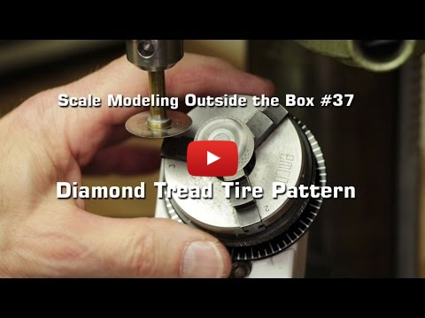 Embedded thumbnail for Advanced Tips - Diamond Tread Tire Pattern HowTo