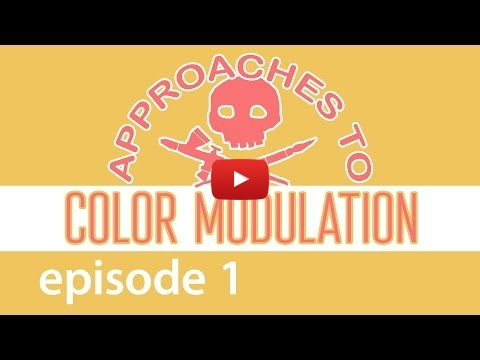 Embedded thumbnail for Color Modulation: Applying the BaseCoat