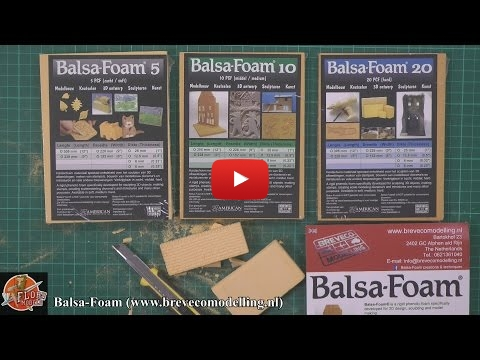 Embedded thumbnail for Balsa Foam - Review and HowTo