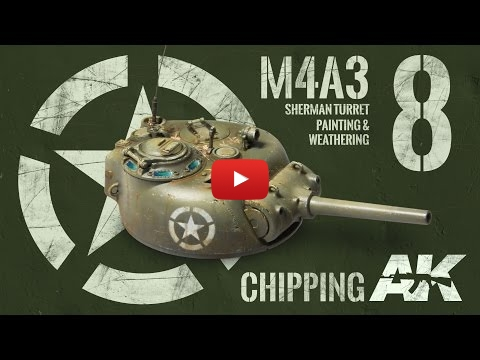 Embedded thumbnail for Advanced Tips - Chipping a Sherman Turret