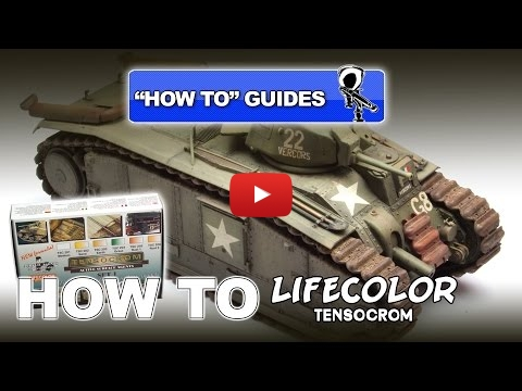 Embedded thumbnail for LifecColor TensoCrom -  Review and HowTo