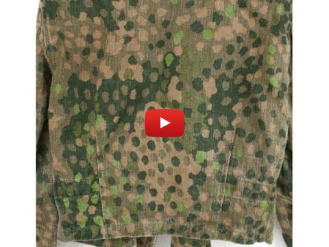 Embedded thumbnail for Figures - How to paint ss pea dot camouflage