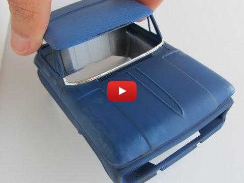 Embedded thumbnail for Advanced Tips - Model Car Trim using Bare Metal Foil