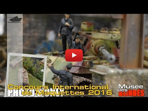 Embedded thumbnail for Diorama World - The best from Concours Int. de Maquettes