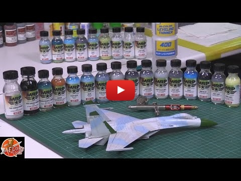 Embedded thumbnail for Review - MRP Paints - by Flory Models