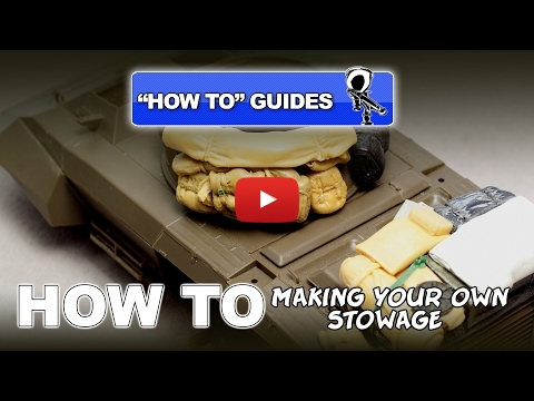 Embedded thumbnail for Advanced Tips - How to Sculpt your own Stowages