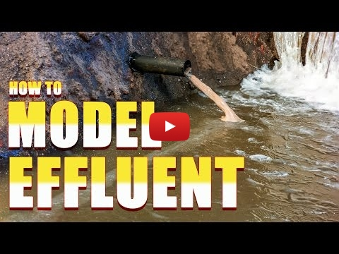 Embedded thumbnail for Diorama World - How to Model an Effluent Pipe