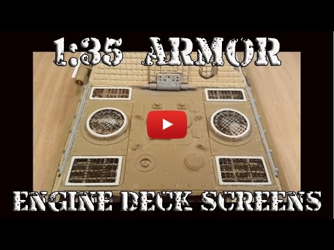 Embedded thumbnail for Advanced Tips - Scratch Building Engine Deck Screens