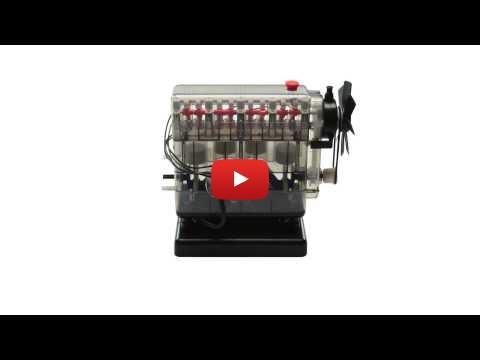 Embedded thumbnail for Strange kits - Airfix Combustion Engine
