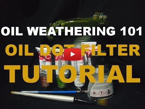 Embedded thumbnail for Back to Basics - Introduction to Weathering with Oils