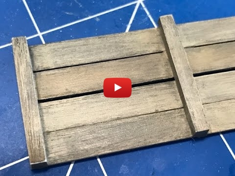 Embedded thumbnail for Advanced Tips - Painting realistic wood and metal