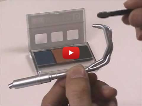 Embedded thumbnail for Heat Stain for Chromate Exhaust using Tamiya Weathering set