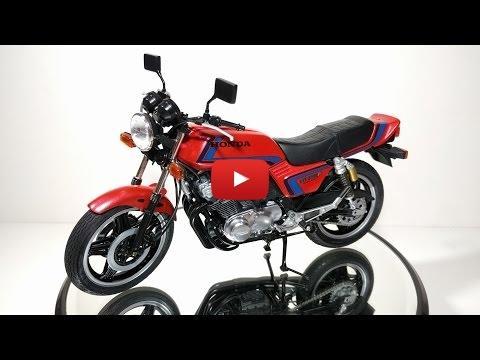 Embedded thumbnail for Full build - Tamiya's 1/12 Honda CB750F