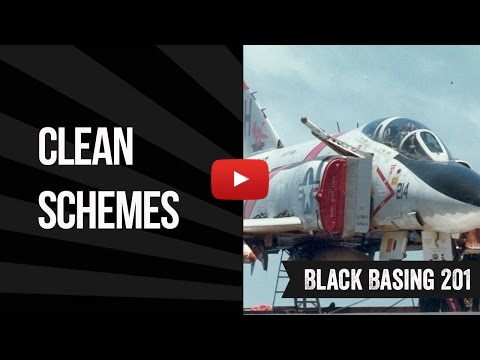 Embedded thumbnail for Advanced Tips - Black Basing 201 and Clean Schemes