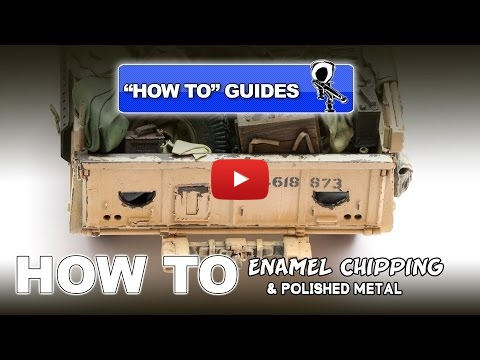 Embedded thumbnail for Advanced Tips - Enamel chipping and polished metal