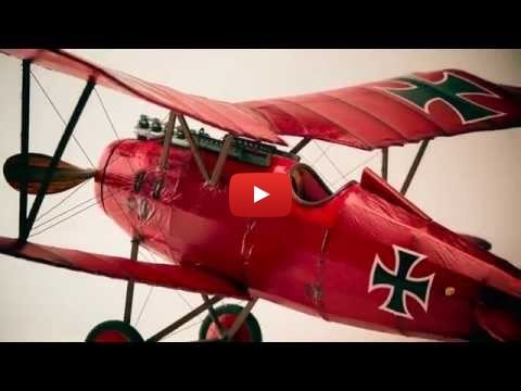 Embedded thumbnail for StopMotion - Albatros D 5 from Dumas kit by tom Grigat