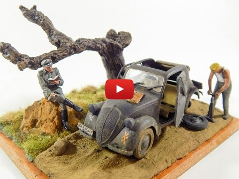 """Embedded thumbnail for Diorama World - """"Carry on with it"""""""