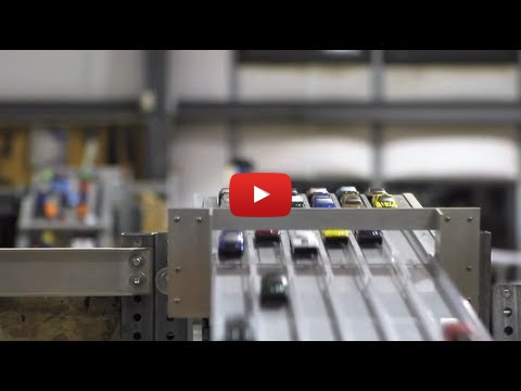 Embedded thumbnail for Diorama World - Metropolis II by Chris Burden