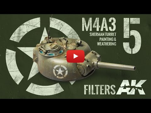 Embedded thumbnail for Advanced Tips - Applying Filters on a Sherman Turret