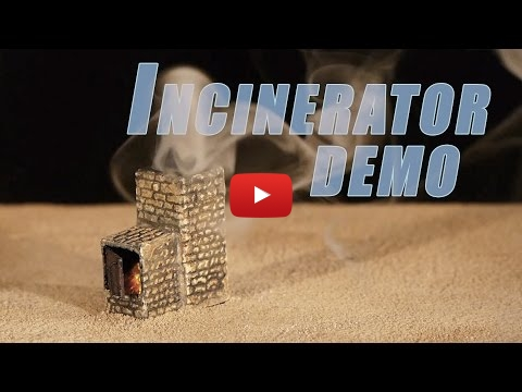 Embedded thumbnail for Advanced Tips - Smoke Generator for models and dio