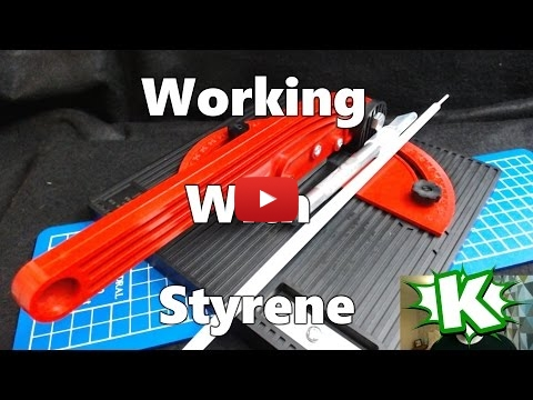 Embedded thumbnail for Working With Styrene - Cutting Tubes