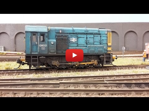 Embedded thumbnail for Heavy Weathering for railroad scale models