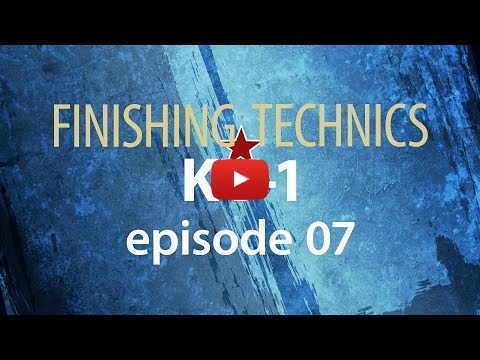 Embedded thumbnail for Back to Basics - Chipping process by adding steel tones