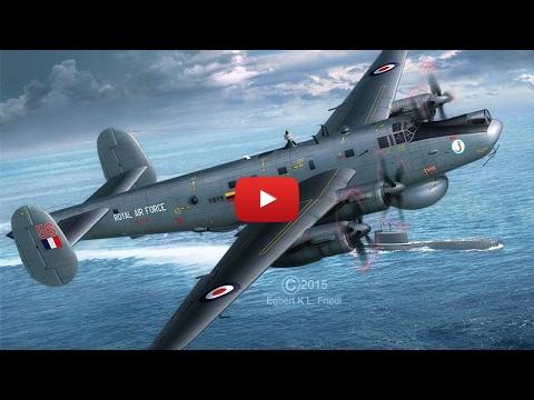 Embedded thumbnail for Full Build - Revell Avro Shackleton AEW.2 1-72