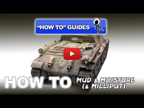 Embedded thumbnail for Back to Basic: how to apply Mood and Moisture.. and Milliput