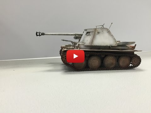Embedded thumbnail for Advanced Tips - Painting German WWII White Wash