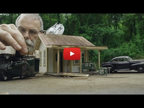 Embedded thumbnail for Diorama World - The Man Behind a Mysterious Miniature Town