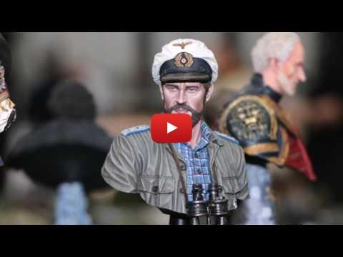 Embedded thumbnail for IPMS Bovington dioramas, figures & Armour