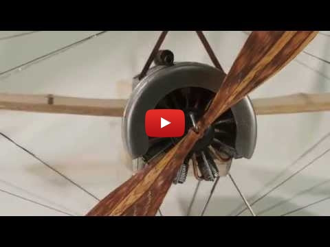 Embedded thumbnail for Stop Motion - Dumas Kit 222 - Fokker E-III by Tom Grigat