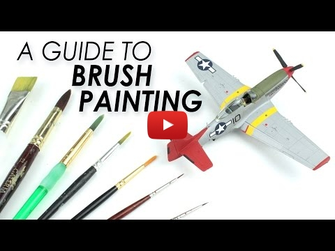 Embedded thumbnail for Back to Basics - How to Brush Paint Scale Models