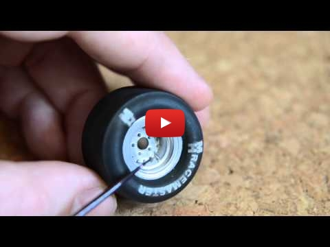 Embedded thumbnail for Advanced Tips - Weathering Racing Tires and Wheels