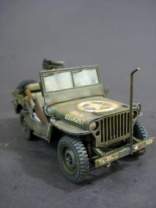 jeep willys mb tamiya models 1 35 plastic models world. Black Bedroom Furniture Sets. Home Design Ideas